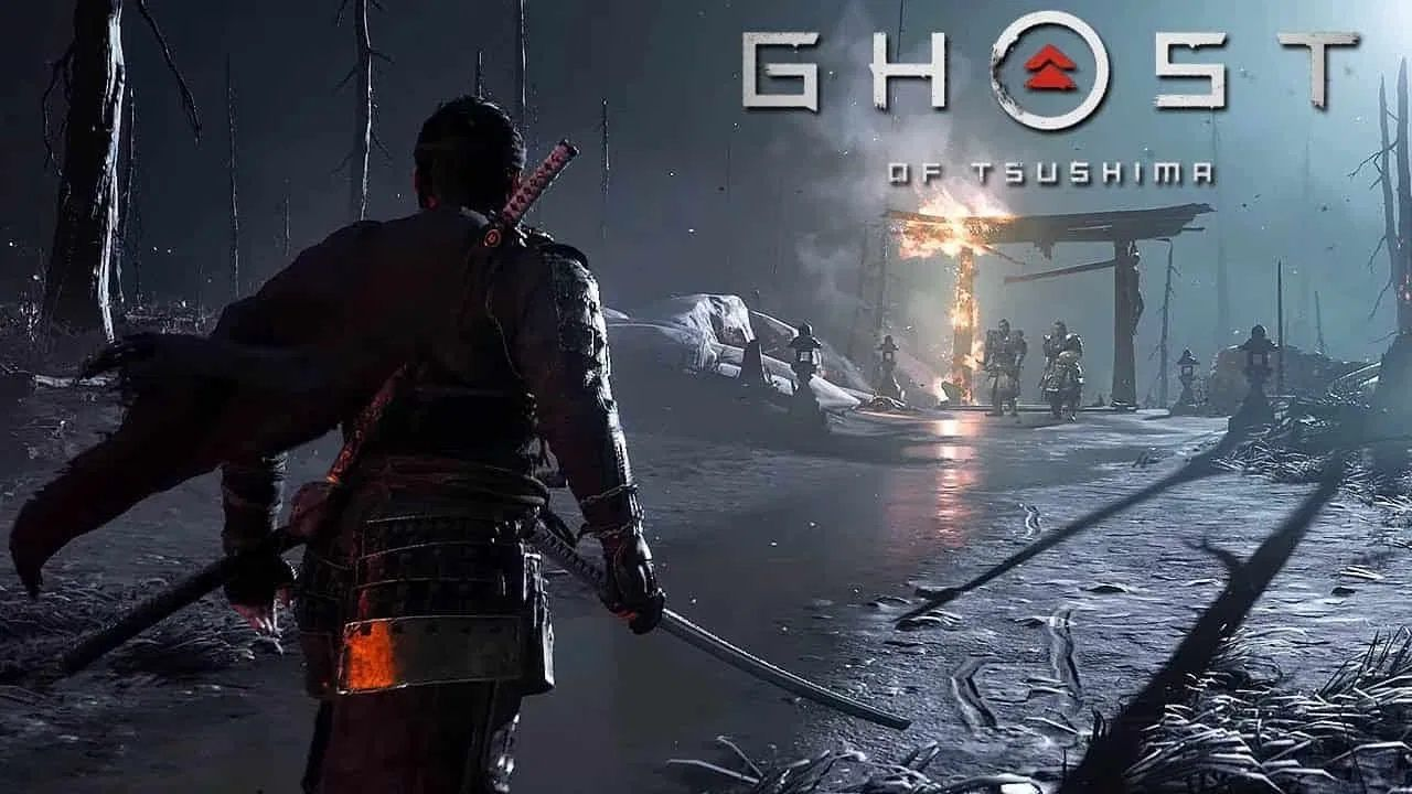 Ghost of Tsushima est disponible sur PlayStation 4
