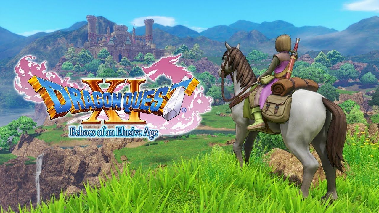 Dragon Quest XI : Le trailer de lancement PS4