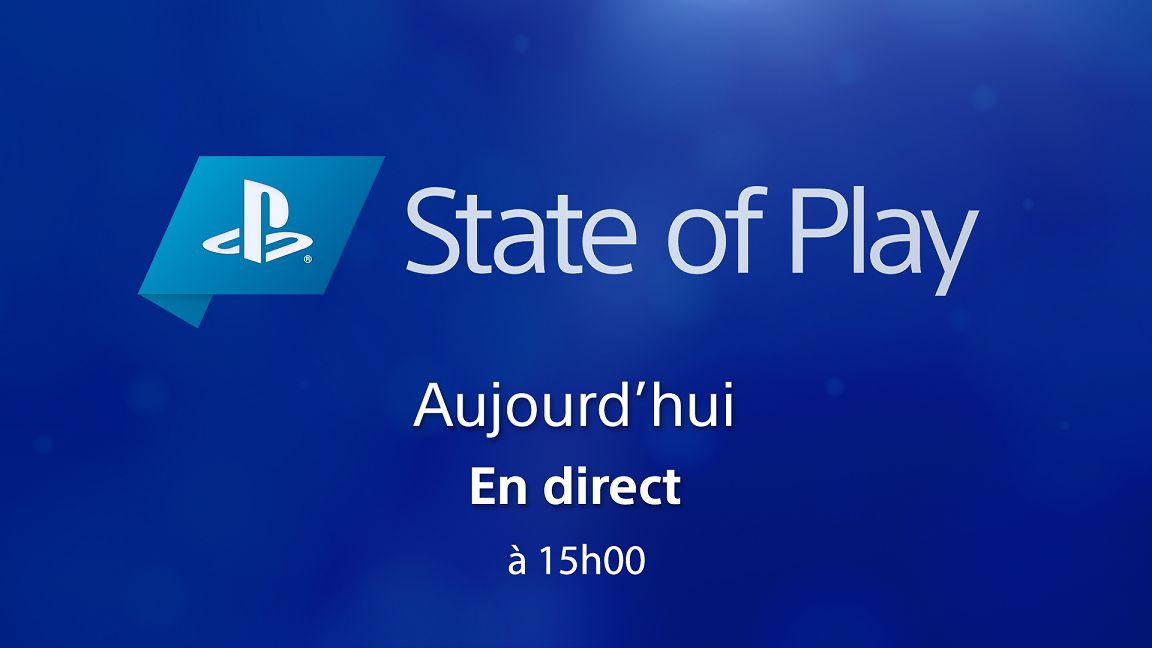 State of Play de PLAYSTATION en direct sur ConsoleFun, dès 15h00