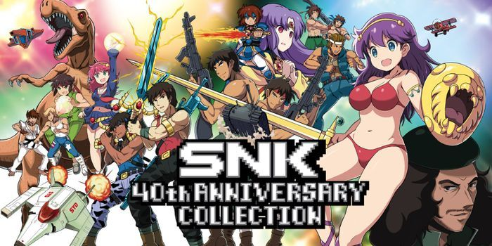 SNK 40th Anniversary Collection annoncé sur Playstation 4