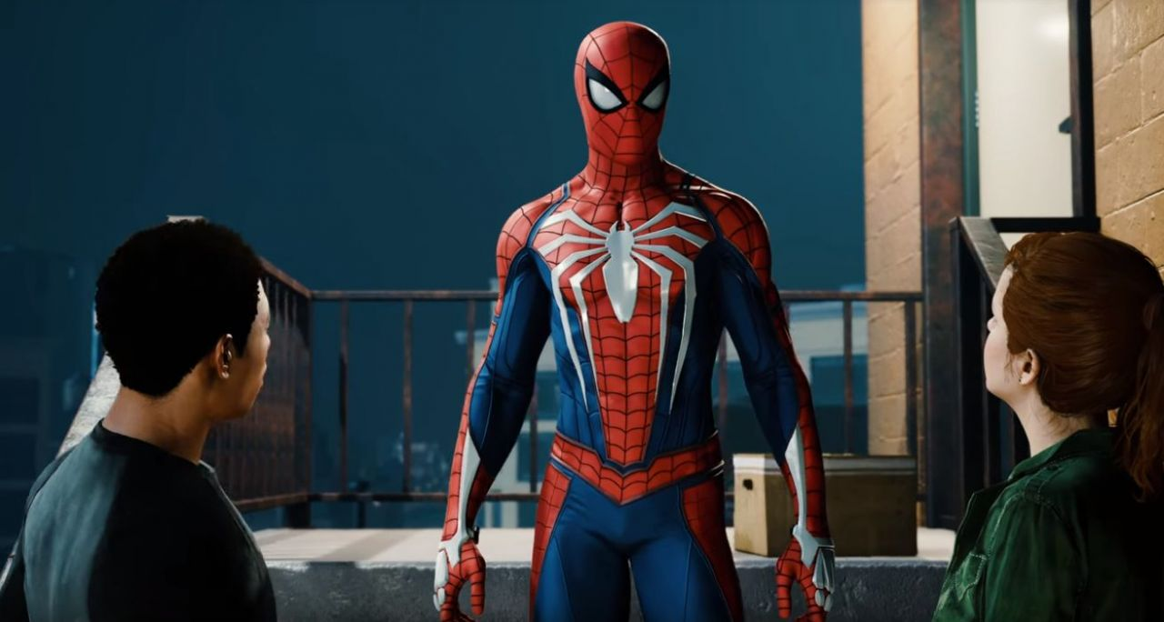 Spider-Man : Story Trailer