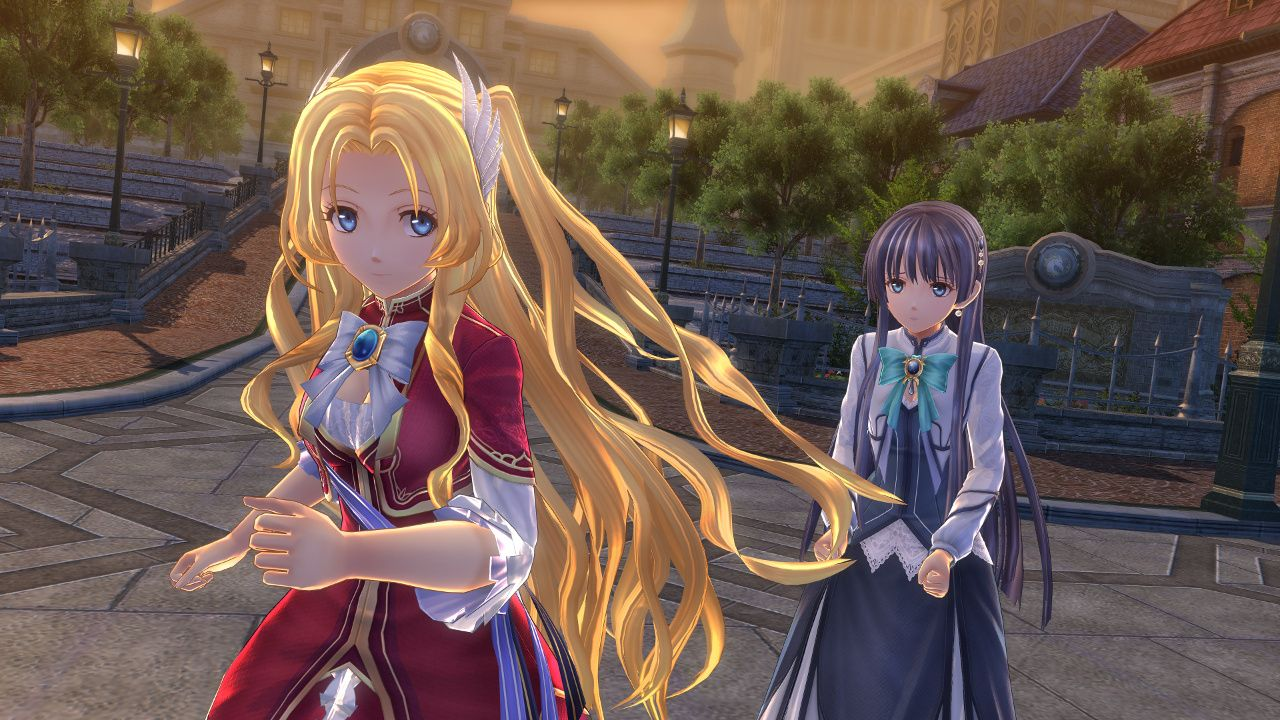 The Legend of Heroes : Trails of Cold Steel HD