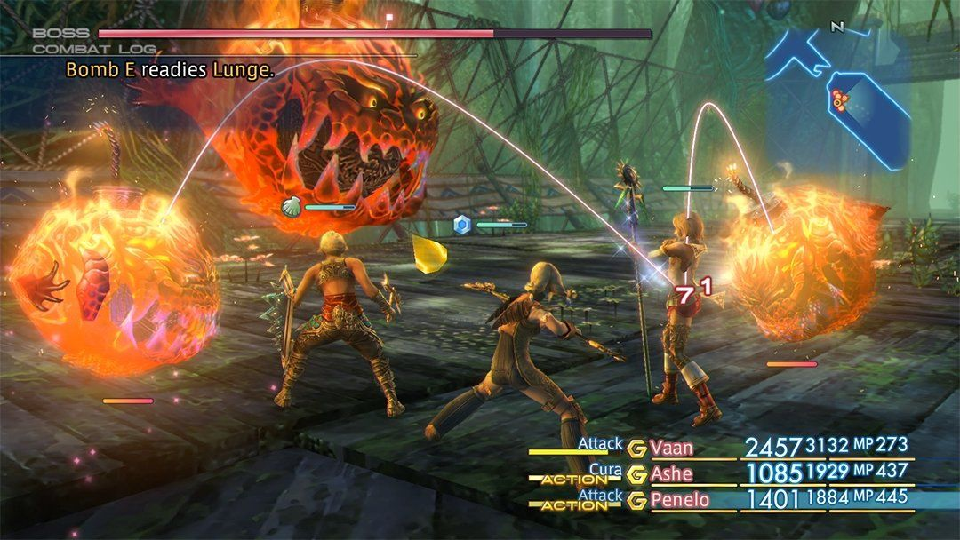 Final Fantasy XII HD : The Zodiac Age