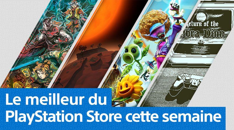 PSN : Les nouveautés du PlayStation Store du 14 octobre 2019