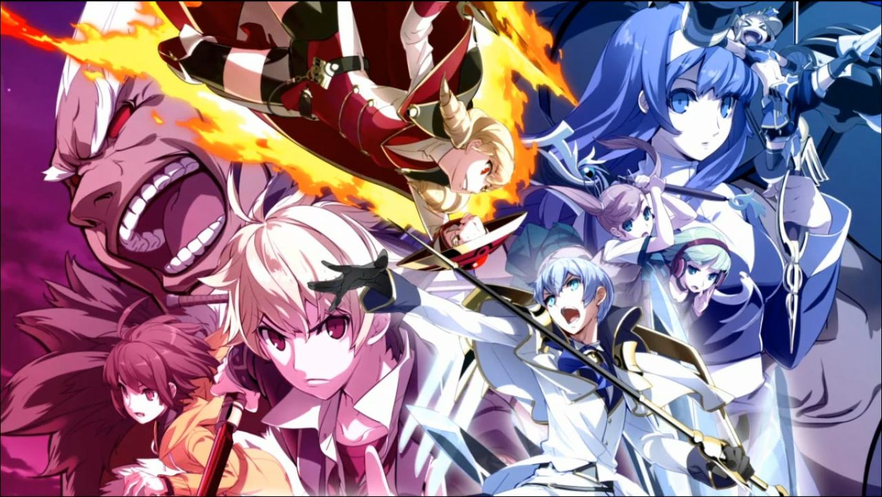 Under Night In-Birth Exe:Late[cl-r] : Trailer d'annonce