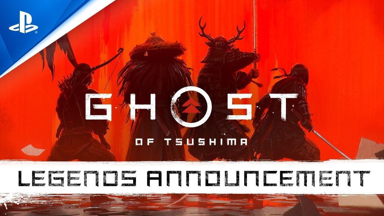 Ghost of Tsushima : Legends officiellement annoncé par Sony !