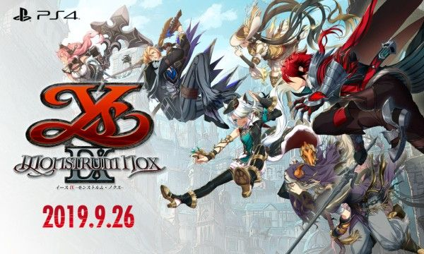 Ys IX - Monstrum Nox : Voici 12 minutes de gameplay