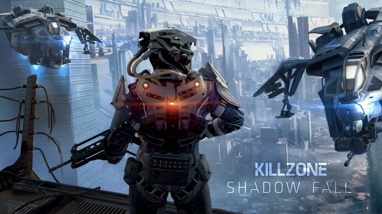 Killzone Shadow Fall : 14 minutes de gameplay multijoueur