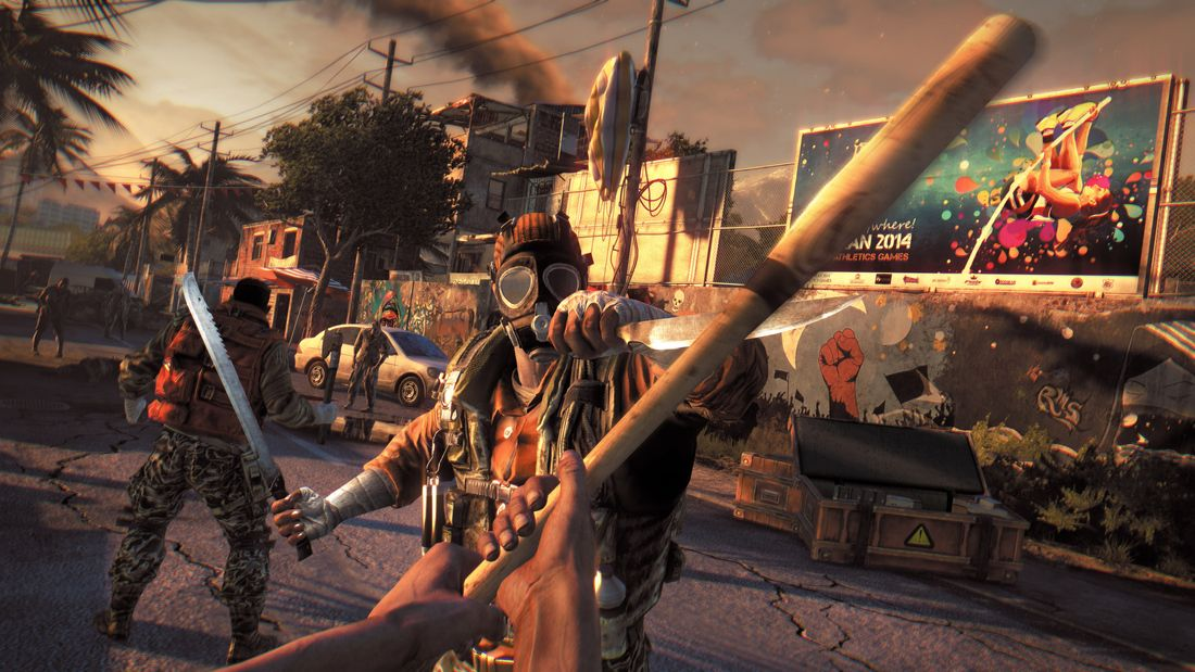 Dying Light : 7 minutes de gameplay