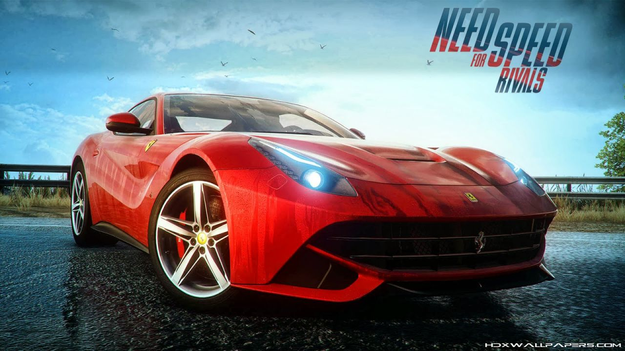 Need for Speed Rivals : 30 minutes de gameplay sur PS4