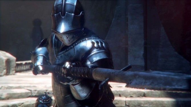 Deep Down : Du gameplay en vidéo