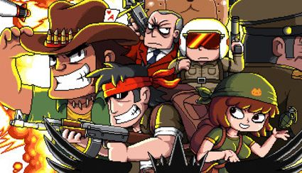 Mercenary Kings : Un trailer de lancement