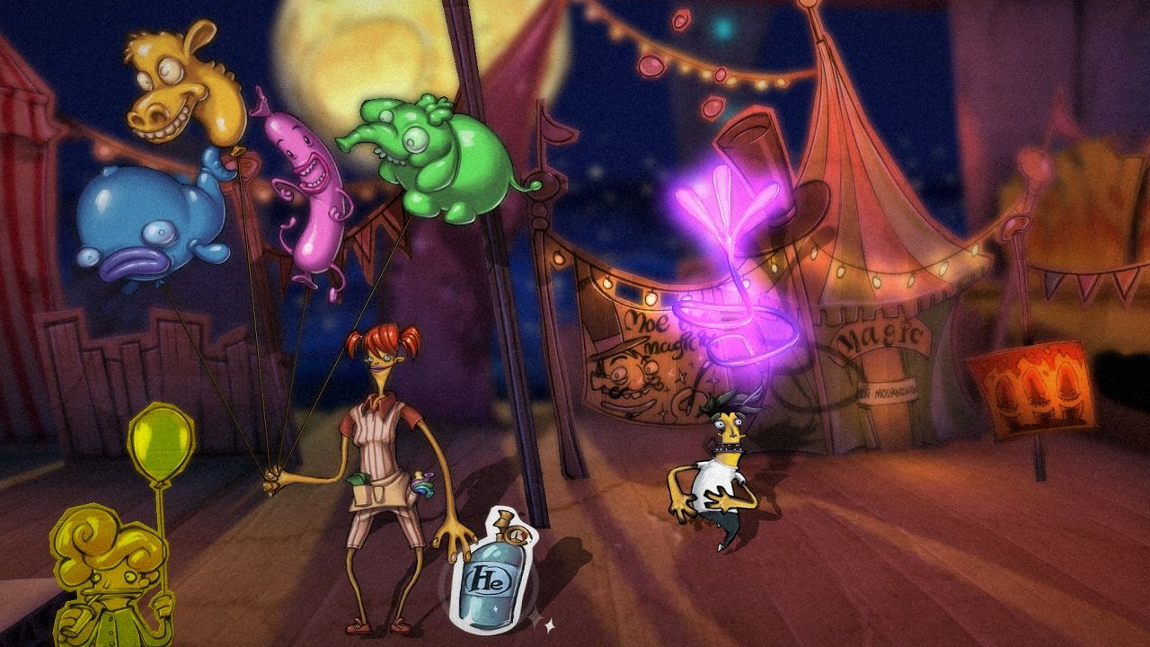 Stick It to The Man! : Bientôt sur Playstation 4