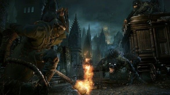 Bloodborne: Encore du gameplay