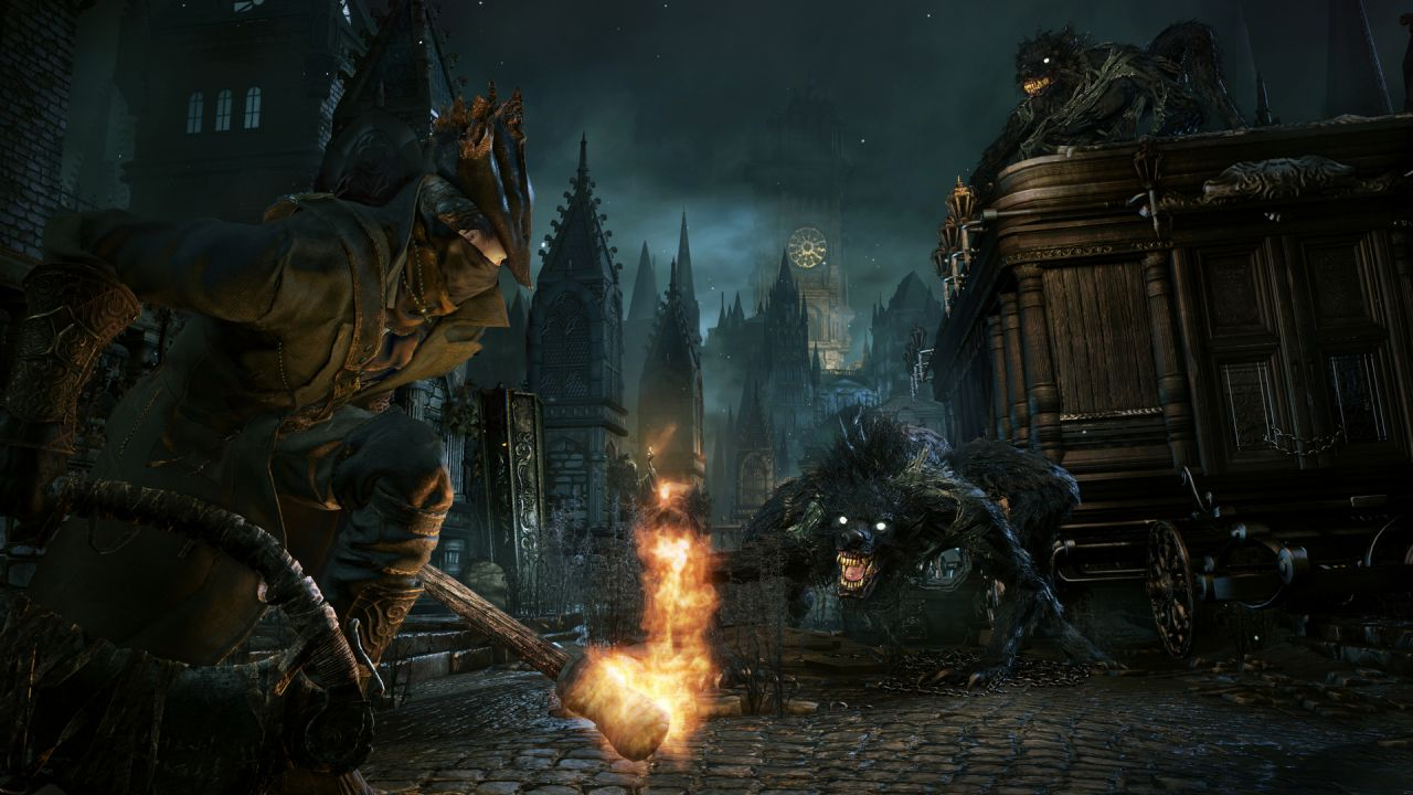 Bloodborne : Les raisons de son exclusivité Playstation 4