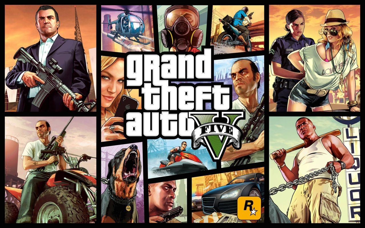 Test vid�o GTA V