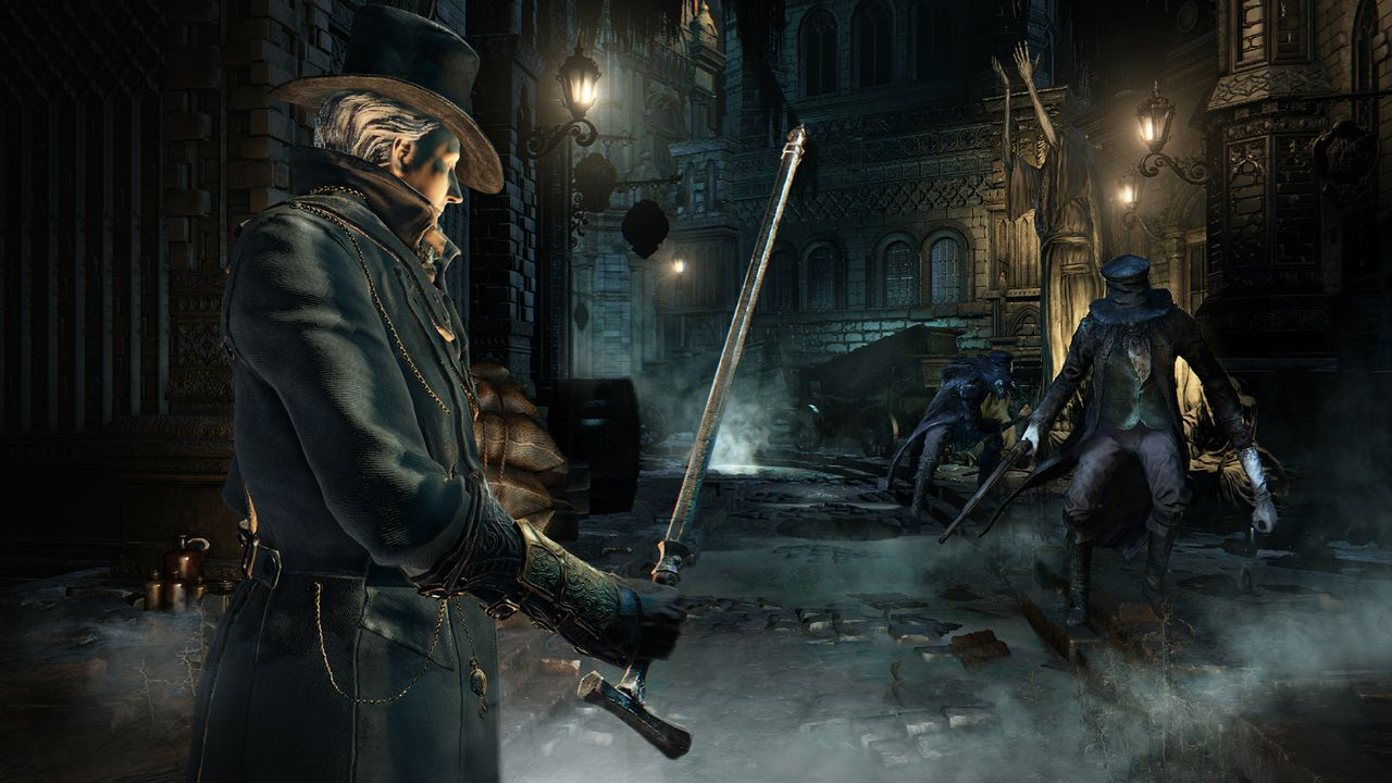 BloodBorne : Une salve d'images