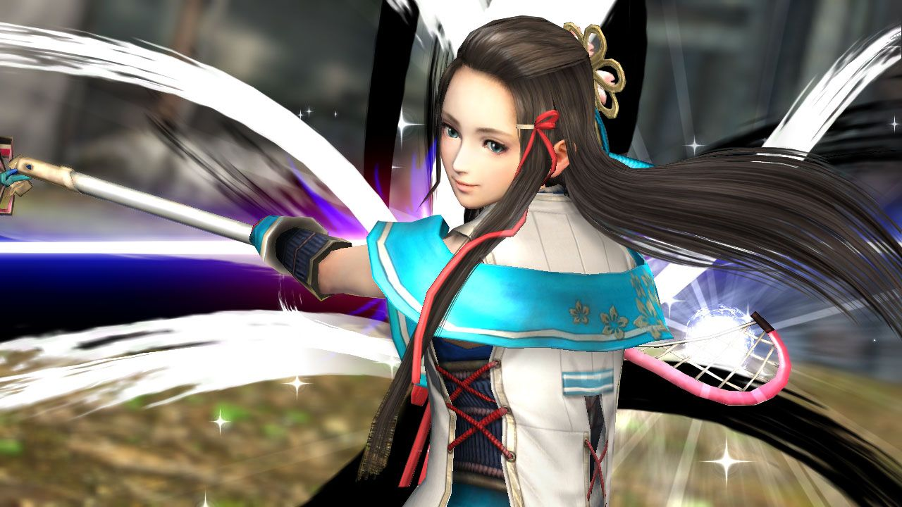 Test vid�o Samurai Warriors 4