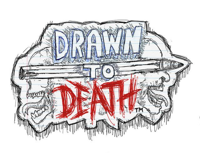 Drawn to Death : Le nouveau jeu de David Jaffe !