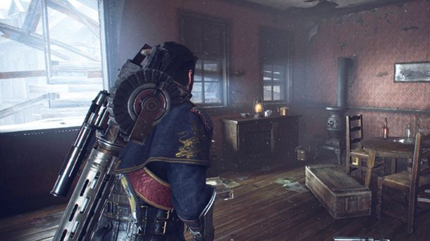 The Order 1886 : 35 minutes de gameplay