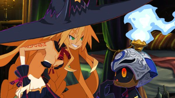 The Witch and the Hundred Knight 2 : Le teaser !