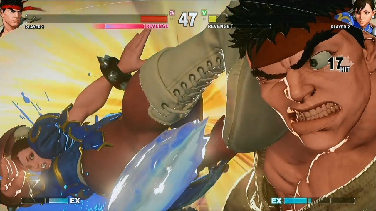 Ultra street fighter 4: Trailer de lancement sur PS4
