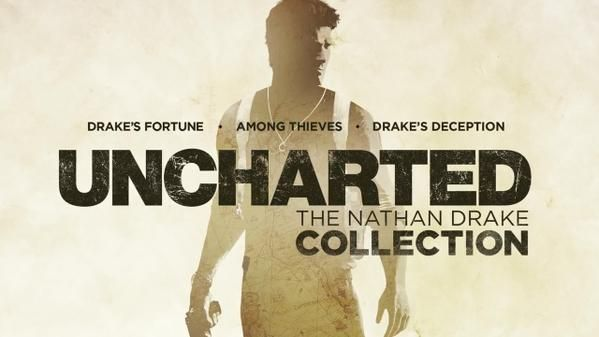 Uncharted the Nathan Drake collection : La trilogie annoncée sur PS4