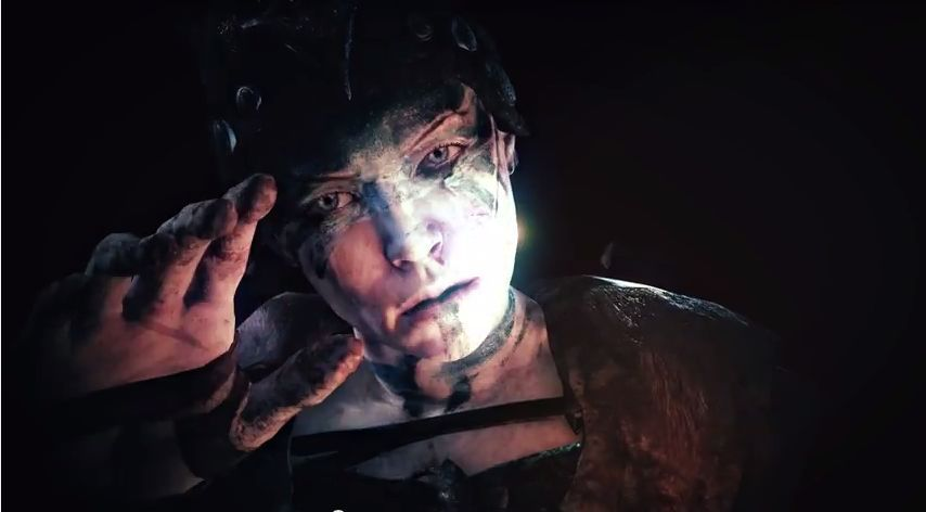 Hellblade : Trailer de gameplay