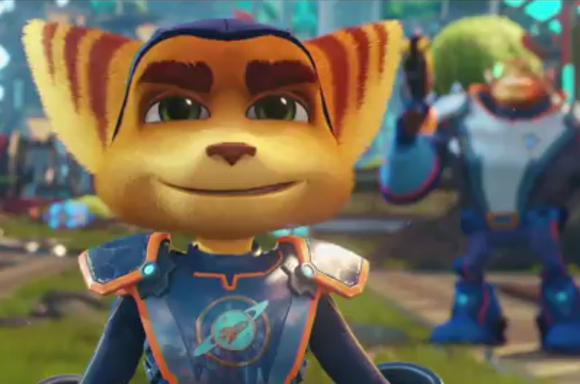 Ratchet And Clank : Premier trailer du reboot
