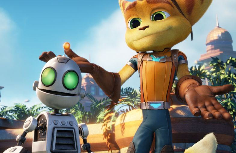 Ratchet And Clank : Comparatif entre PS2 et PS4