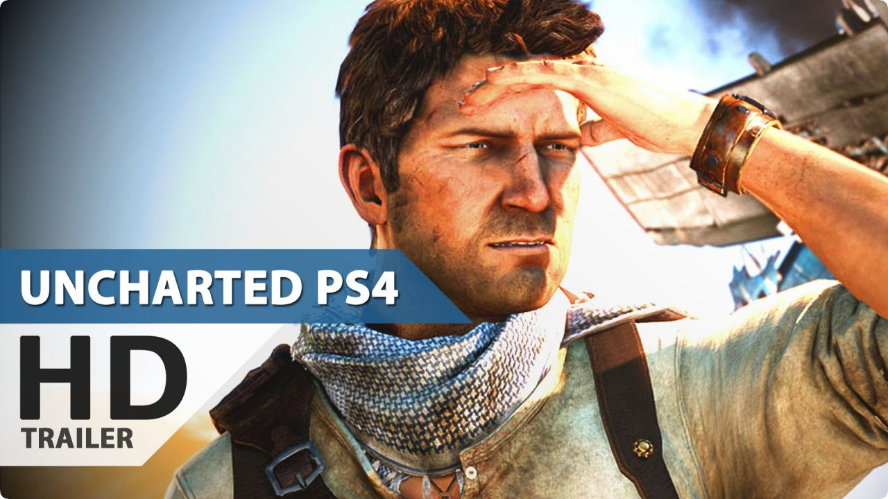 Uncharted The Nathan Drake Collection : Première vidéo IN-GAME