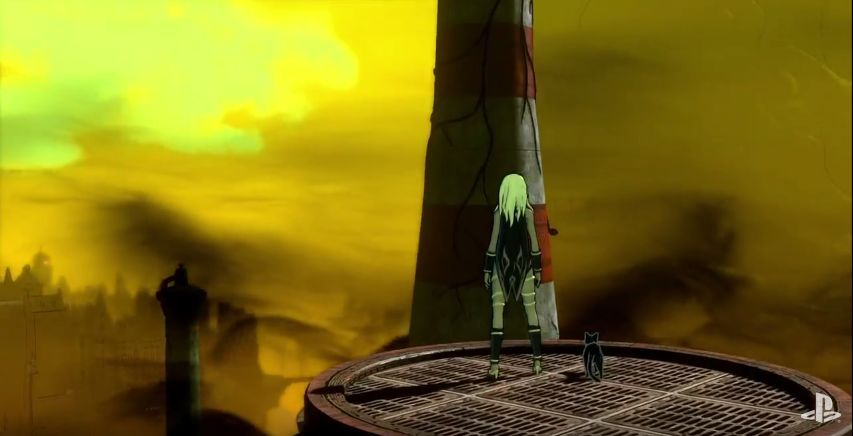 Gravity Rush remastered : Le trailer