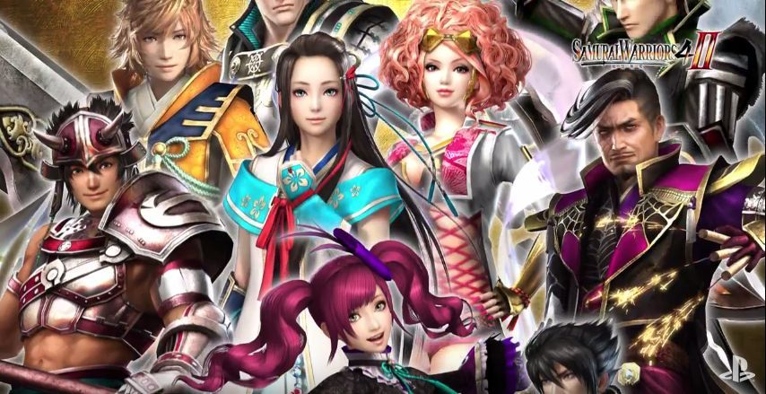 Samurai Warriors 4-2 : Trailer occidental