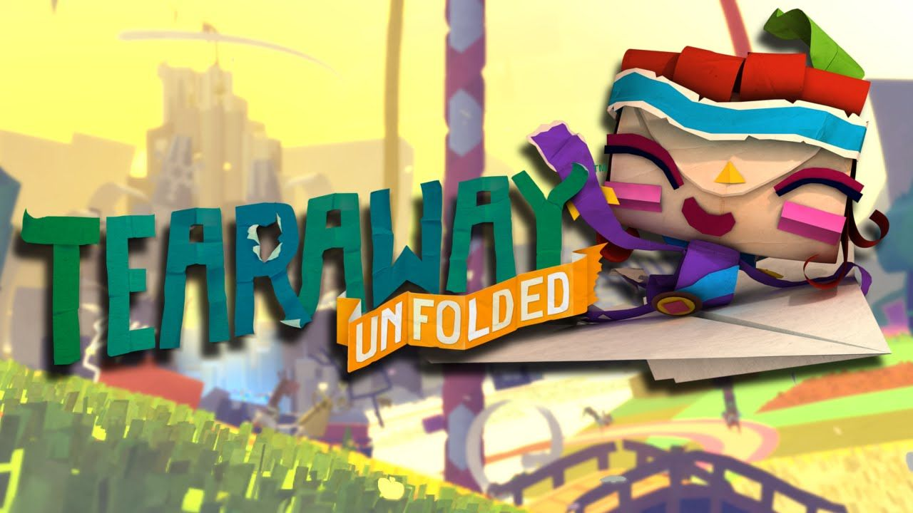 Tearaway Unfolded : Le test de ConsoleFun !