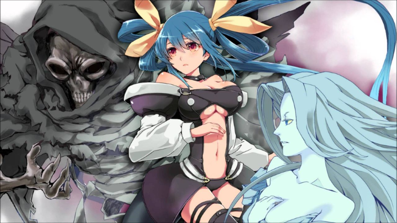 Guilty Gear Xrd Revelator : Dizzy bientôt de retour