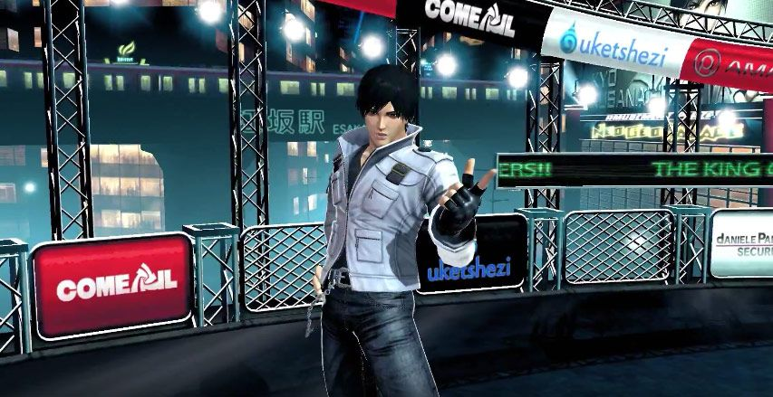 The King of Fighters XIV : Le jeu sera présent à la Playstation Expérience