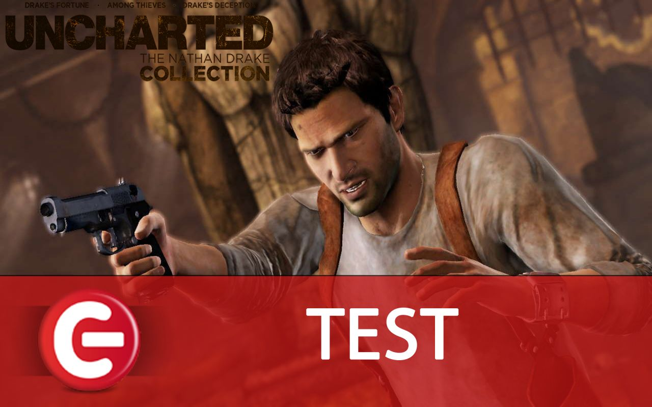 Uncharted : The Nathan Drake Collection - Notre test PS4 du jour !