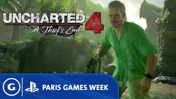 PGW 2015 : Uncharted 4 montre son mode multi
