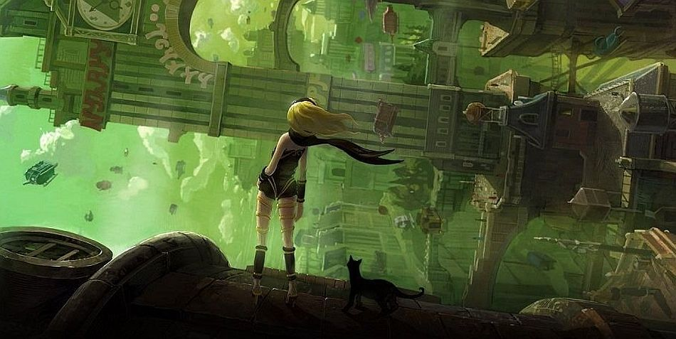Gravity Rush Remaster HD