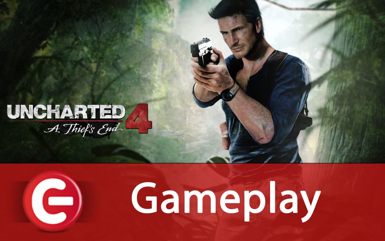 Uncharted 4 : Une vidéo exclusive de gameplay !