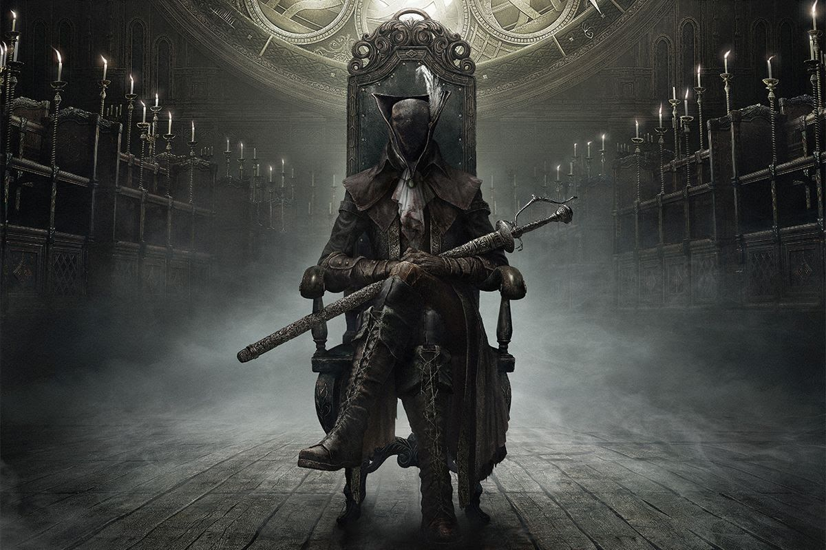 Bloodborne The Old Hunters : La bande annonce de lancement