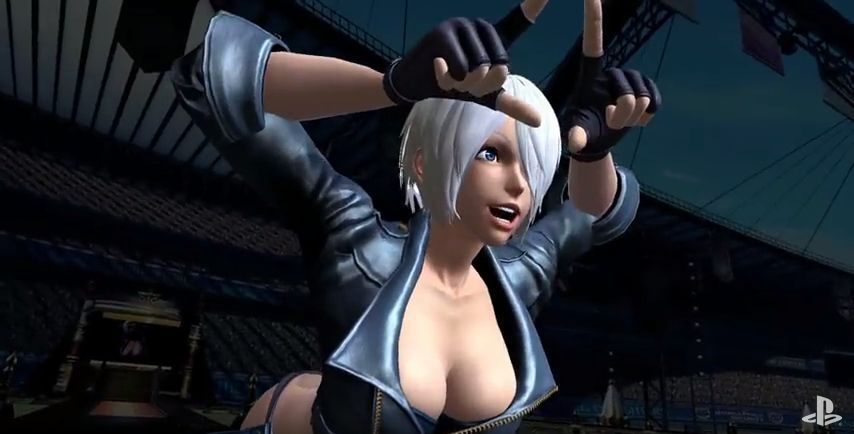 The King of Fighters XIV : Trailer de la Playstation experience