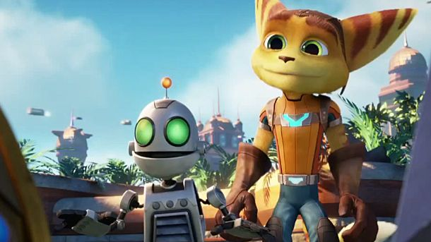 Ratchet and Clank : Le trailer PS4 + date !