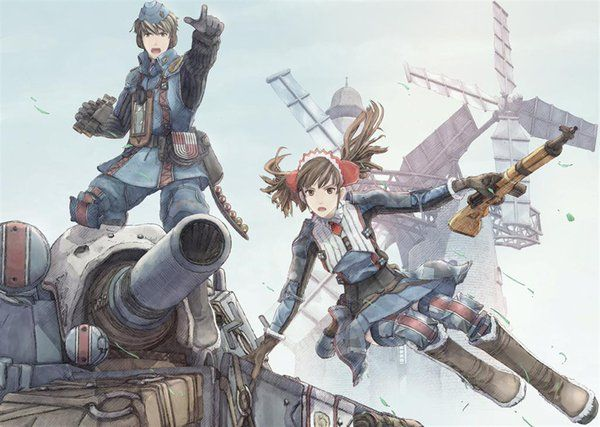 Valkyria Chronicles remastered : superbe trailer