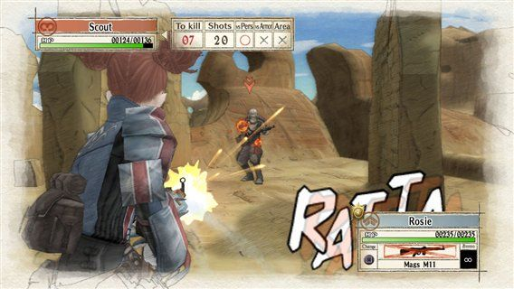 Valkyria Chronicles remastered : Confirmé en occident