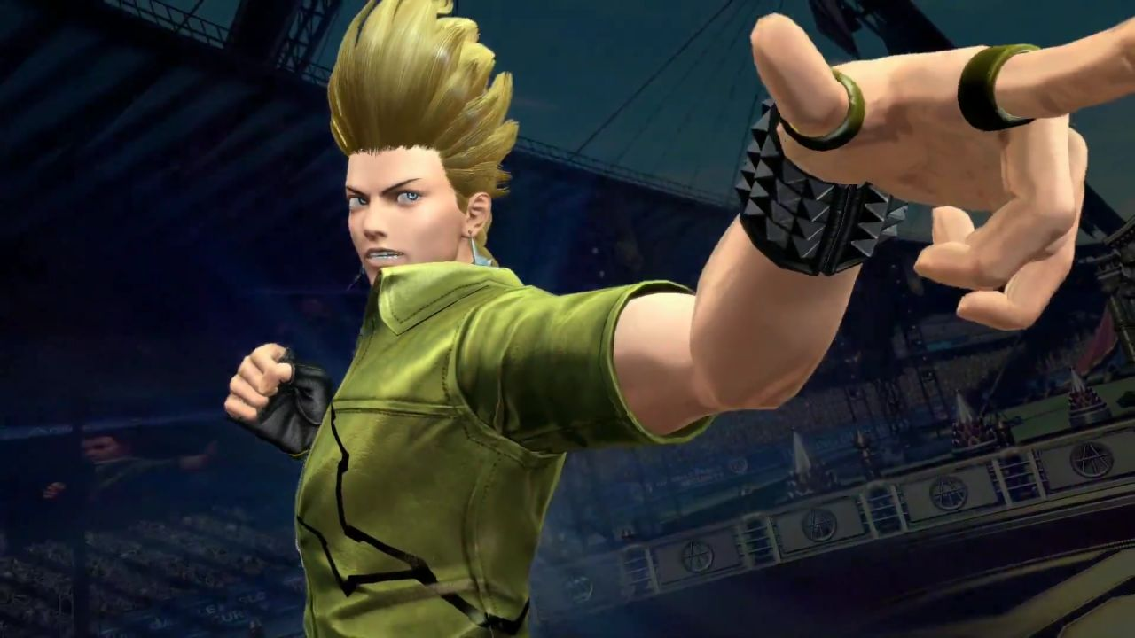 The King of Fighters XIV : Benimaru, Robert et K'