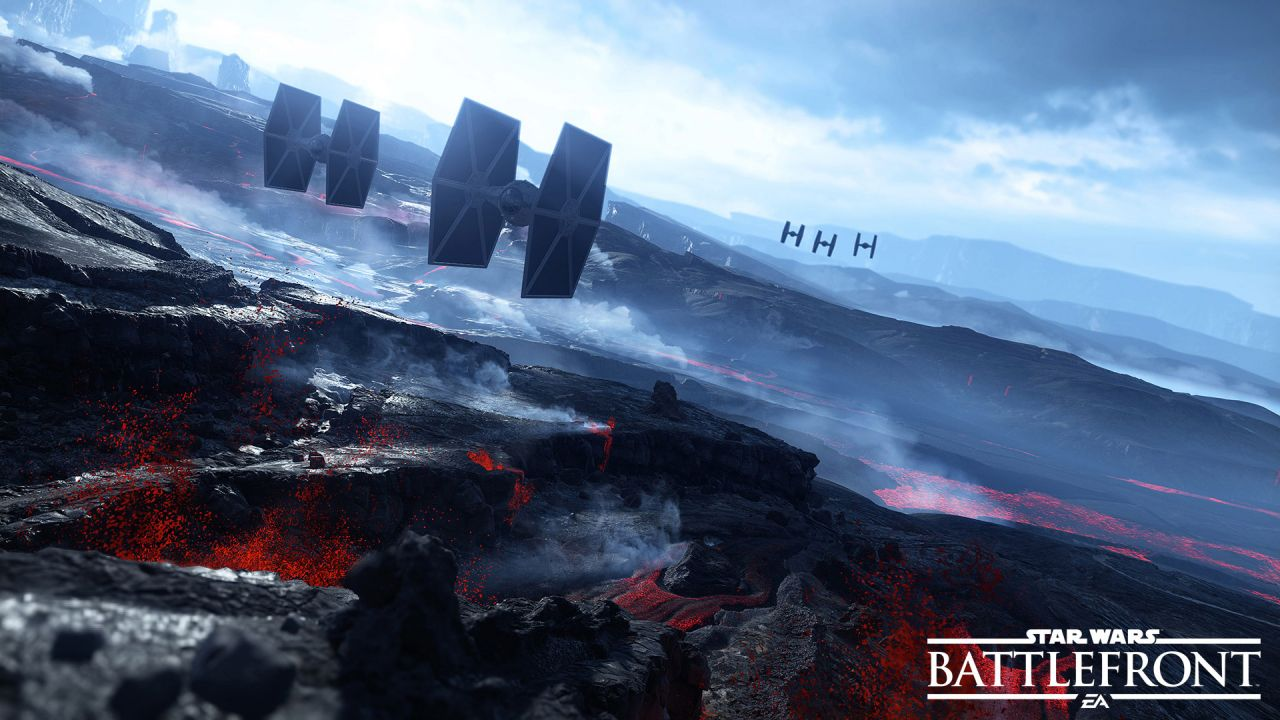 Star Wars Battlefront : Immersion avec la réalité virtuelle