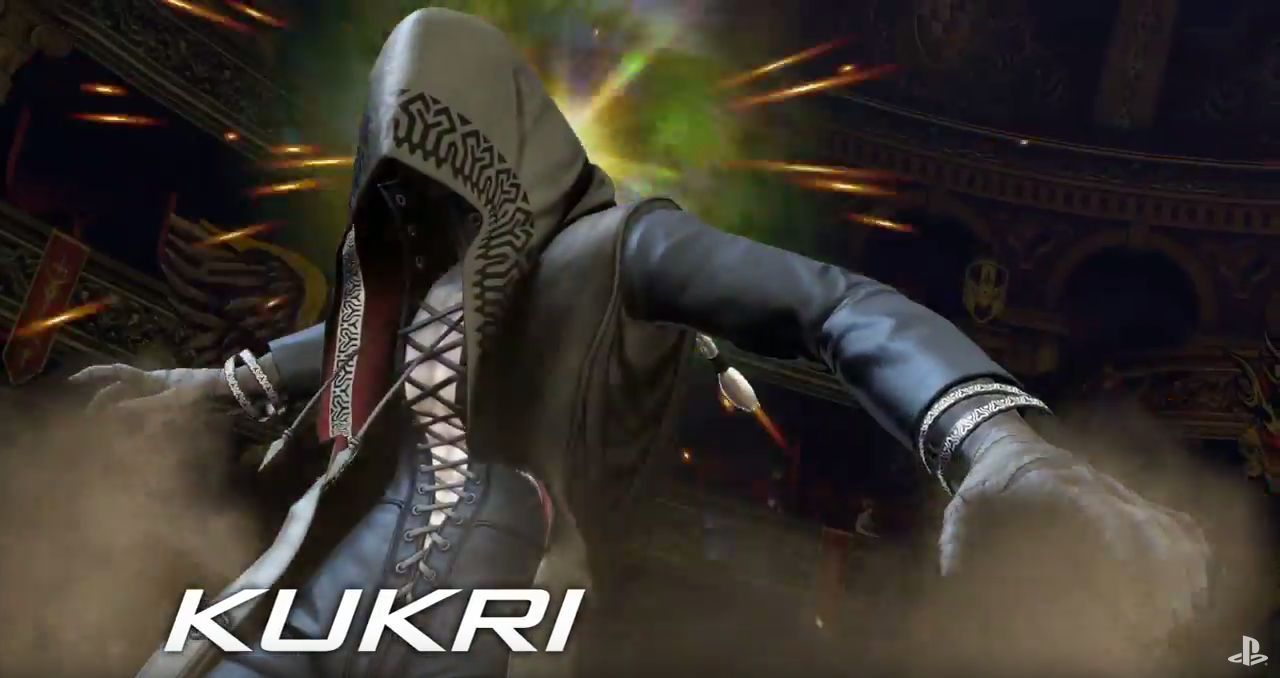 The King of fighters XIV : Muimui et Kukri