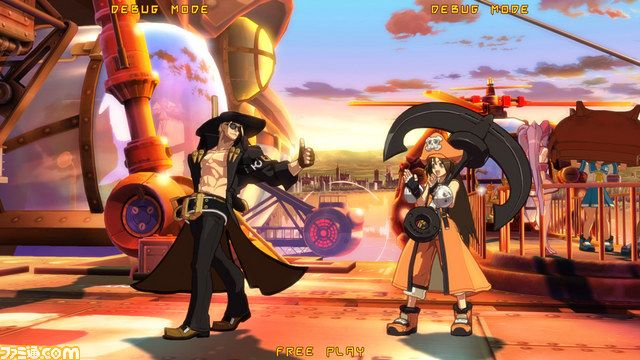 Guilty Gear Xrd Revelator : Story trailer
