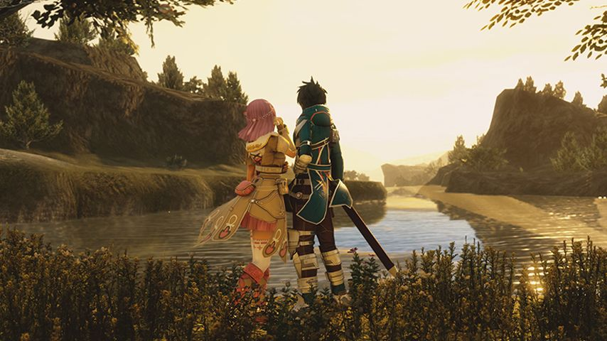 Star Ocean : Intergity and Faithlessness - Le trailer de lancement